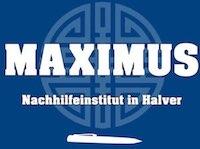 MAXIMUS - Nachhilfeinstitut in Halver Logo